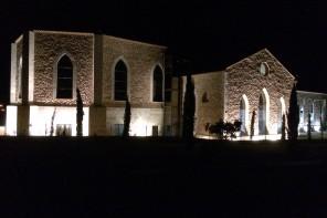 Exterior Abadía
