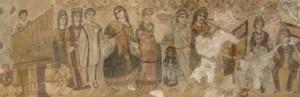 Noheda, un mosaico único, que representa el mas importante legado romano, en Cuenca